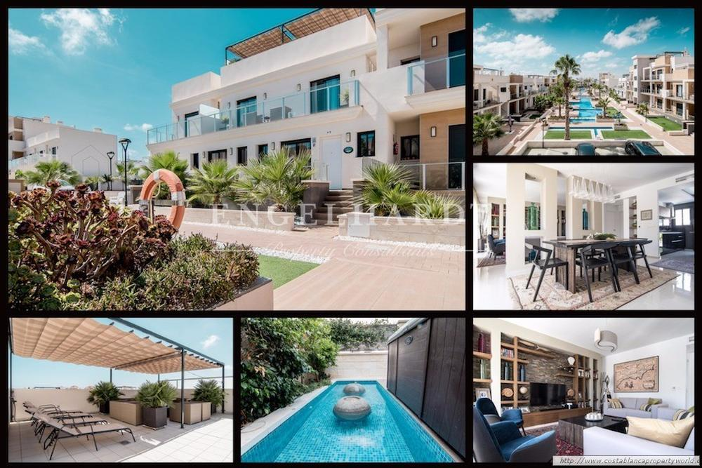 Costa Blanca Property, Real Estate La Zenia Costa Blanca